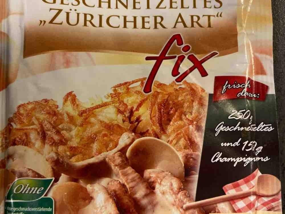 Geschnetzeltes Züricher Art fix von abruschke   Hochgeladen von: abruschke