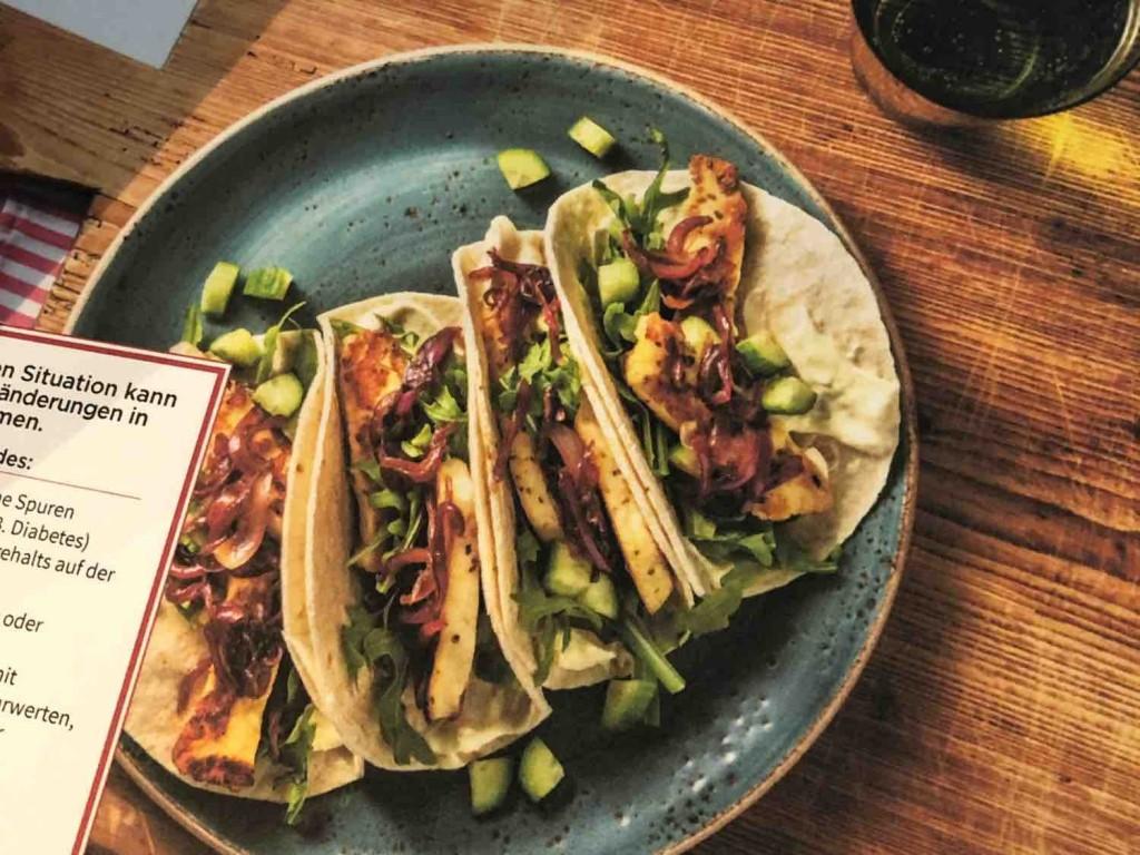 Würzig-feurige Halloumi-Tacos von TarekM23 | Hochgeladen von: TarekM23
