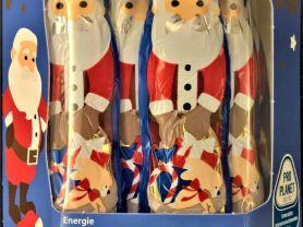 Alpen-Vollmilchschokolade, Mini-Weihnachtsmänner   Hochgeladen von: wertzui