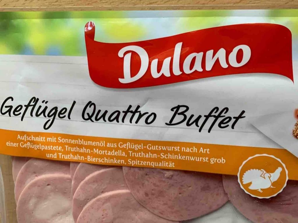 Geflügel Quattro Buffet, fleischig von Tornak | Hochgeladen von: Tornak