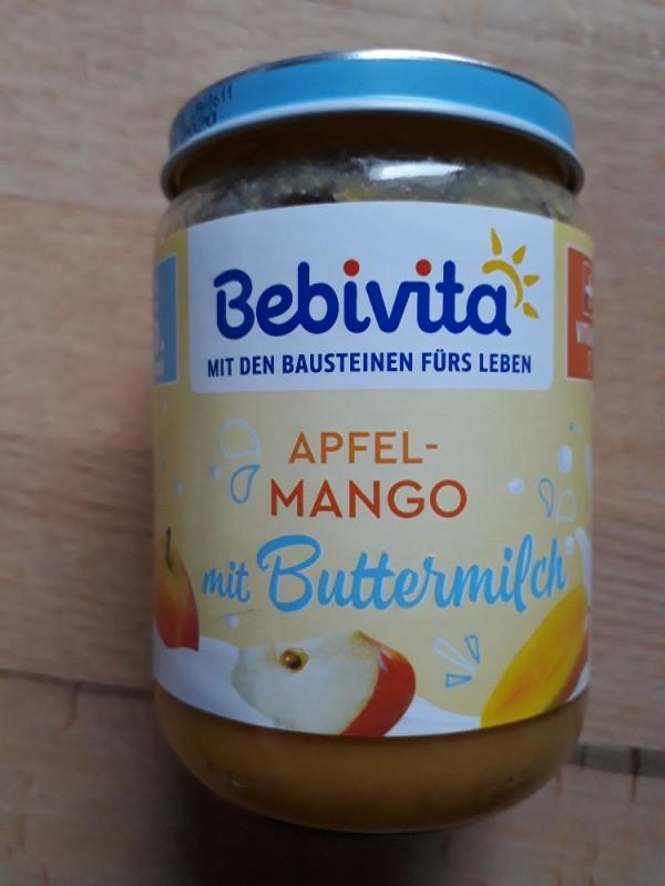 Apfel-Mango mit Buttermilch, Babygläschen von jasmin4321   Hochgeladen von: jasmin4321