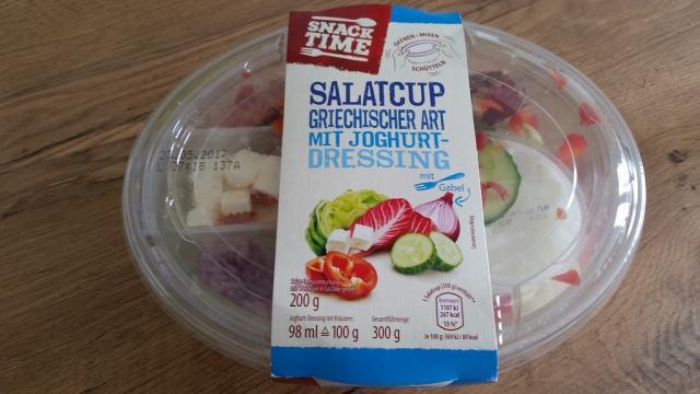 Aldi Salatcup