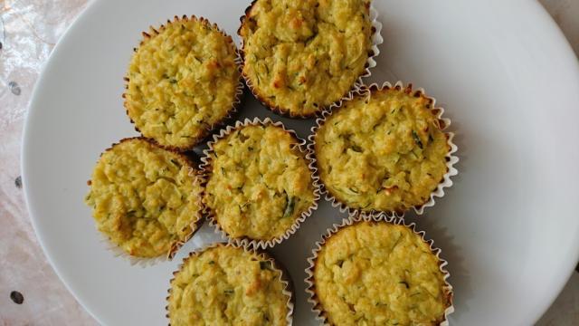 Gemüse-Hirse-Muffins   Hochgeladen von: Mystera