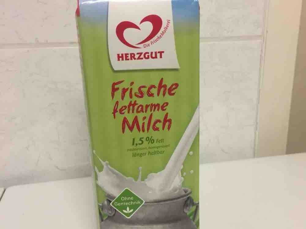 Frische fettarme Milch 1,5% von liebe70 | Hochgeladen von: liebe70