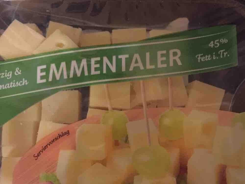 Käse-Snack im Frischedoppelpack, Emmentaler von Bussibär   Hochgeladen von: Bussibär