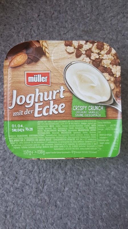 Joghurt mit der Ecke, Crispy Crunch von ninasuky | Hochgeladen von: ninasuky