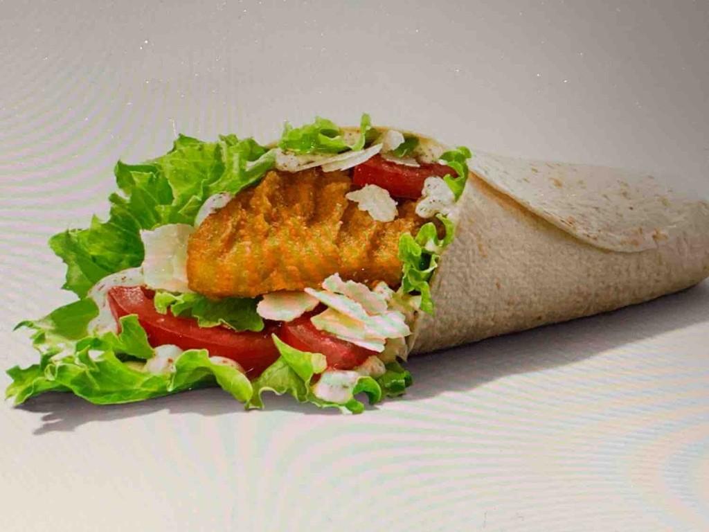 Burger King Chicken Wrap von Leonhardoderehre   Hochgeladen von: Leonhardoderehre