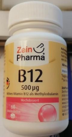 B 12 Vitamin, Fruchtig   Hochgeladen von: antonsoest508