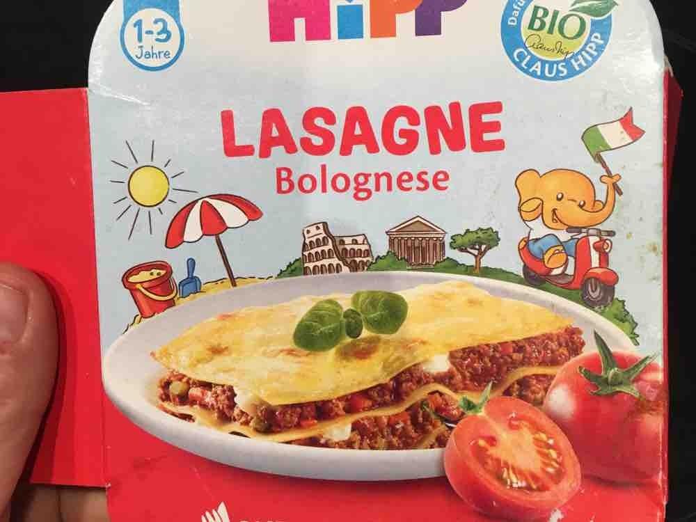 babynahrung, pasta bambini gemüse-lasagne von yvonnema | Hochgeladen von: yvonnema