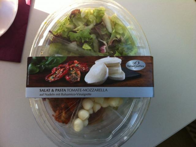 tomaten mozzarella salat kalorien