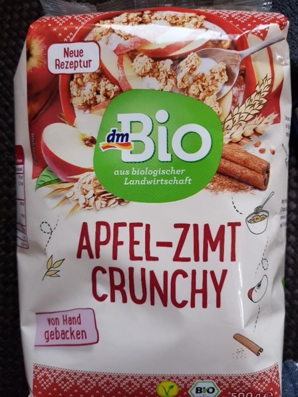 dmBio, Apfel-Zimt crunchy Kalorien - Neue Produkte - Fddb