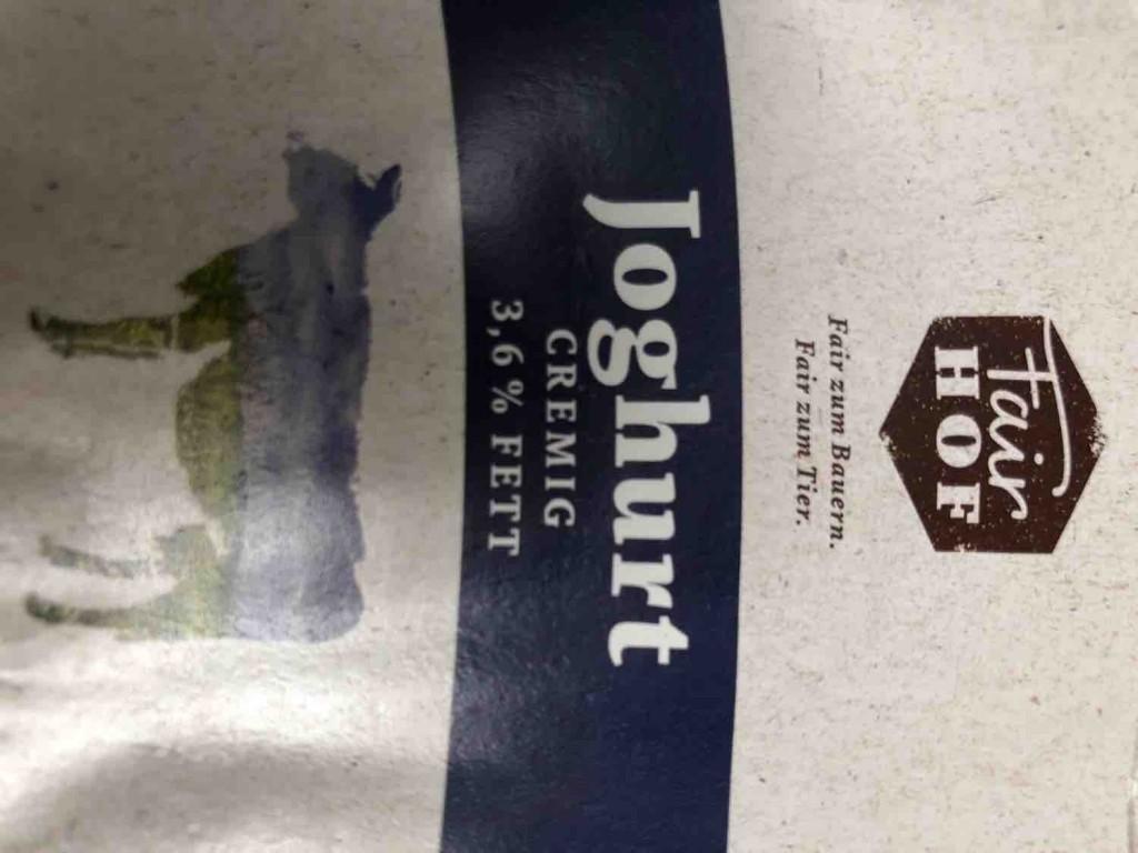 Fair Hof Joghurt , cremig 3.6% Fett von Tom1899   Hochgeladen von: Tom1899