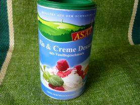 ASAL, Eis & Creme Dessert, Vanille   Hochgeladen von: eli52
