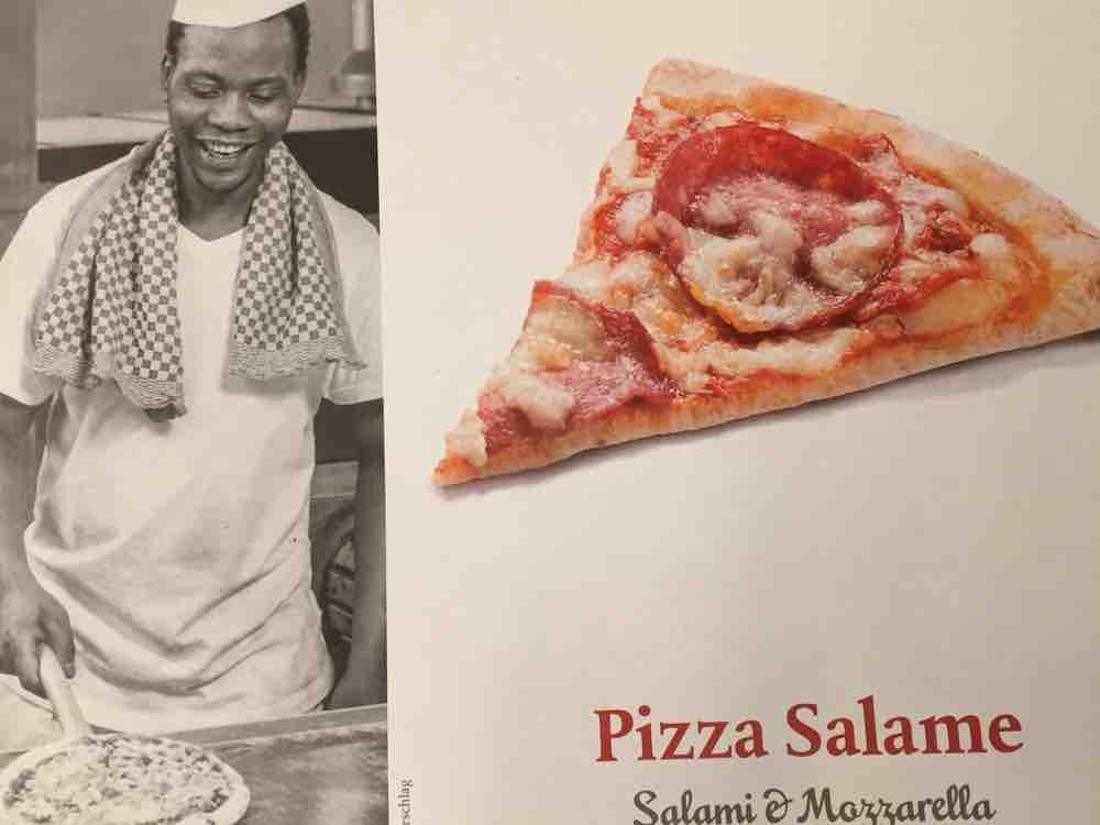 Pizza Salame von Stephy84 | Hochgeladen von: Stephy84