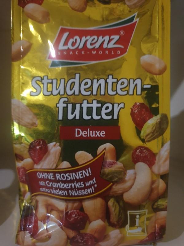 Studentenfutter Deluxe, Cranberries von Aivi | Hochgeladen von: Aivi