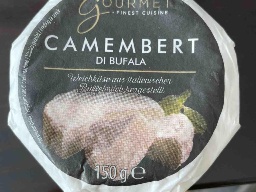 Camembert di Bufala von Alpinratte | Hochgeladen von: Alpinratte