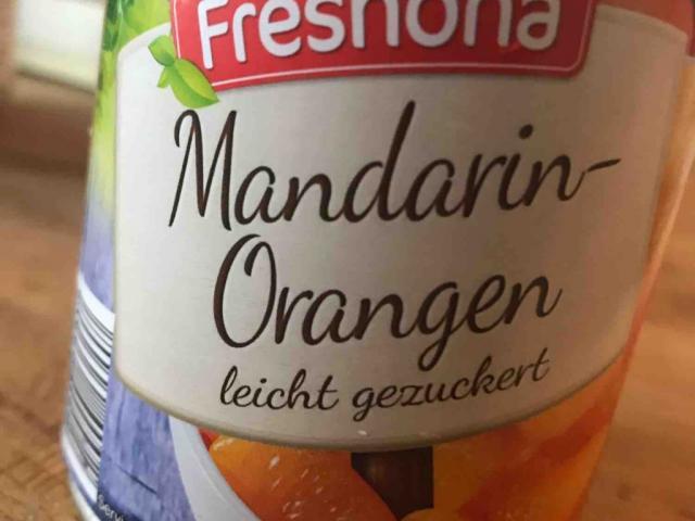Madarin Orangen leicht gezuckert von Joanna92   Hochgeladen von: Joanna92