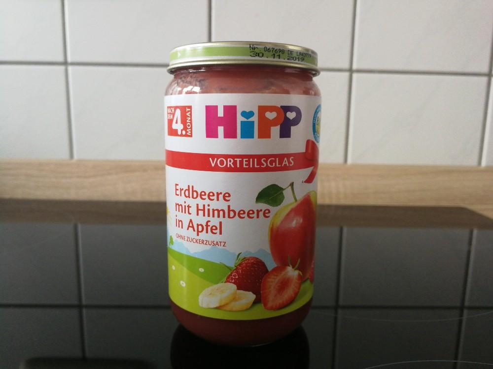 Erdbeere mit Himbeere in Apfel  von booksalive97   Hochgeladen von: booksalive97