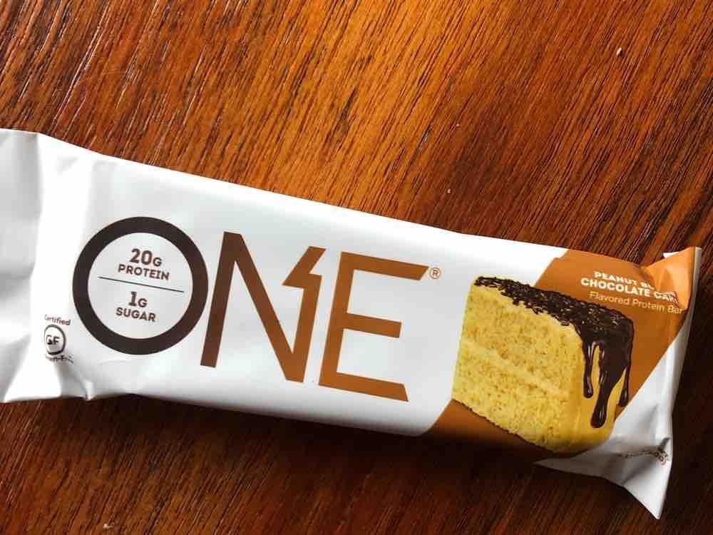 Oh Yeah! ONE Bar, Peanut Butter Chocolate Cake von june506 | Hochgeladen von: june506