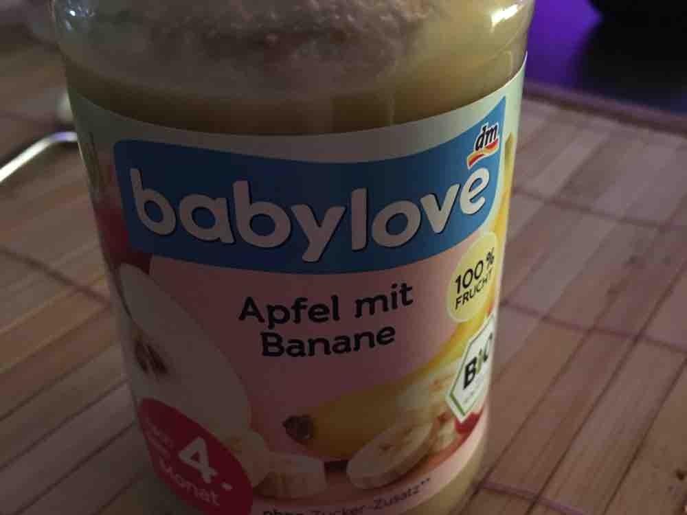 Apfel mit Banane von EchteLiebe   Hochgeladen von: EchteLiebe