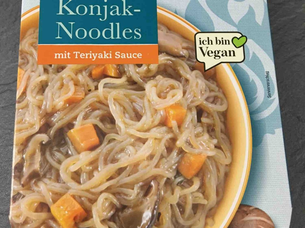 Konjak-Noodles, Teriyaki Sauce von greizer | Hochgeladen von: greizer