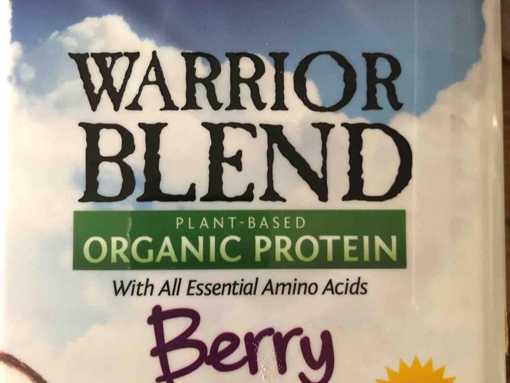 Warrior Blend Berry von Til13 | Hochgeladen von: Til13