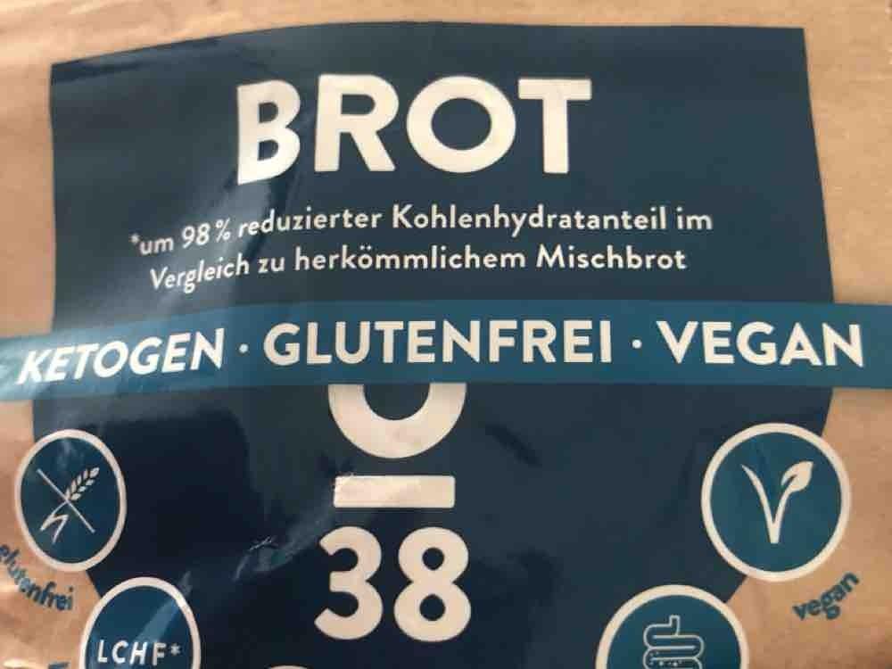 Brot 38, Keto Brot von stina1510 | Hochgeladen von: stina1510