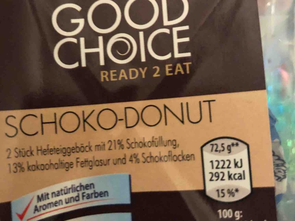 Schocko Donut von cedii92   Hochgeladen von: cedii92