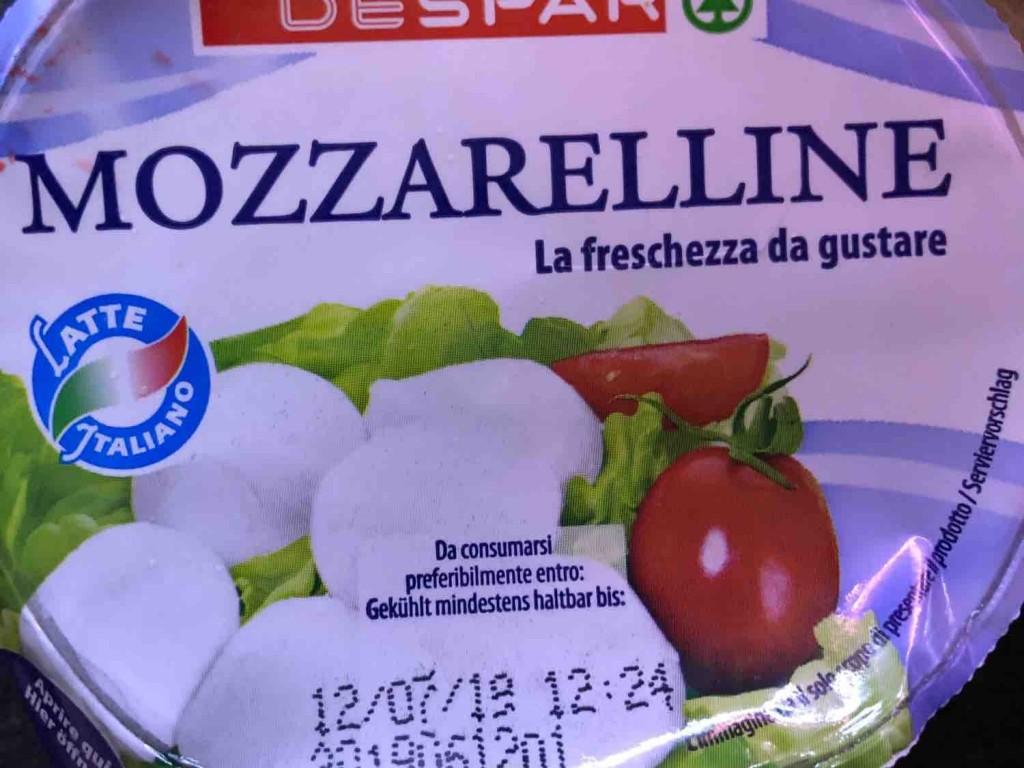 Mozzarelline, Mozzarella von Playbird   Hochgeladen von: Playbird