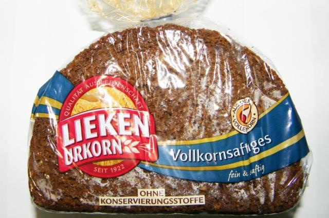 Brot, Vollkornsaftiges   Hochgeladen von: Samson1964