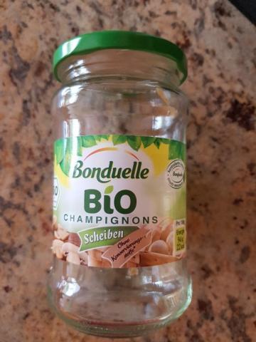 Bio Champignons in Scheiben, Pilze von tinam73   Hochgeladen von: tinam73