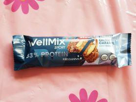 Well Mix Sport 33% Protein Deluxe , Salted Caramel   Hochgeladen von: meralinskaa