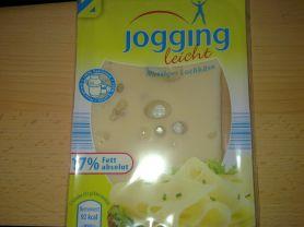 Jogging leicht, Nussiger Lochkäse   Hochgeladen von: Goofy83