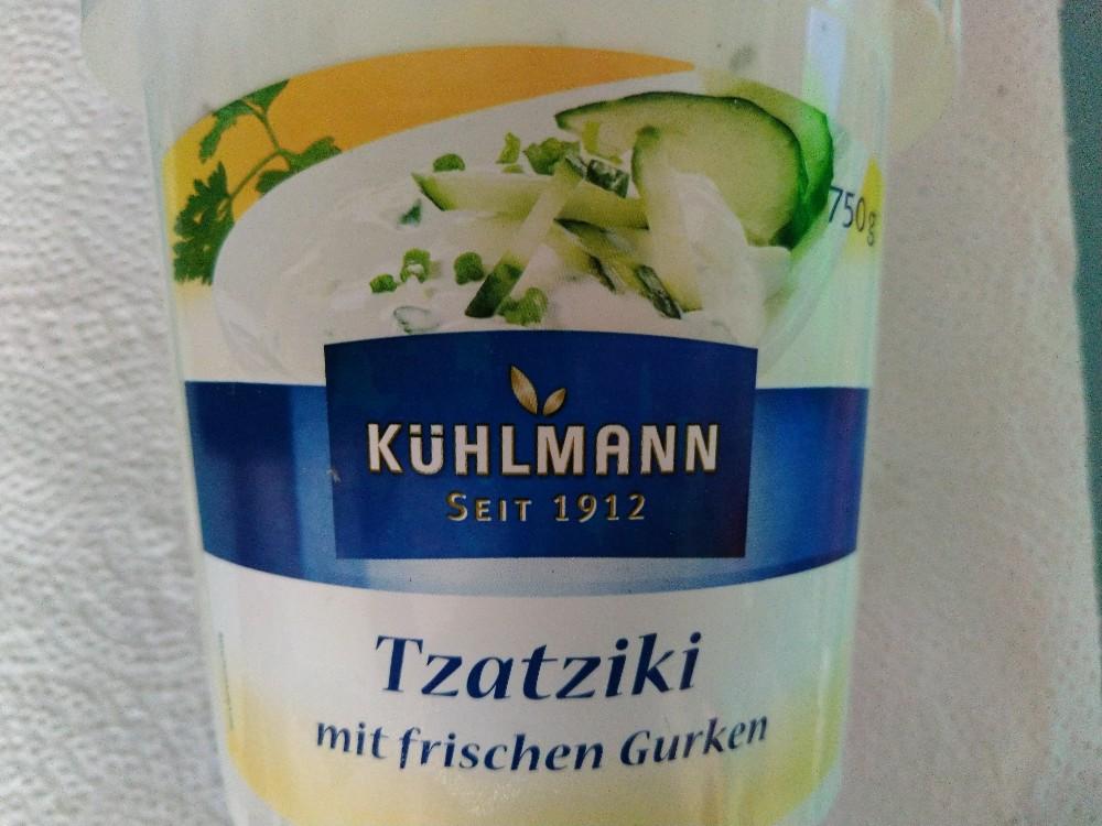 Kühlmann cremiges Tzaziki von Matzie   Hochgeladen von: Matzie