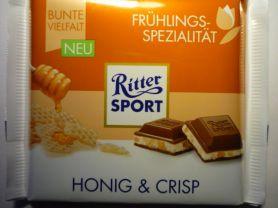Ritter-Sport Honig & Crisp   Hochgeladen von: pedro42
