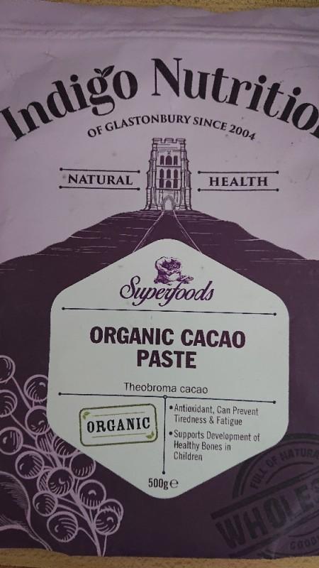 Organic Cacao Paste von annikathrin367 | Hochgeladen von: annikathrin367