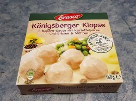 Königsberger Klopse in Kapernsauce mit Kartoffelpüree | Hochgeladen von: walker59