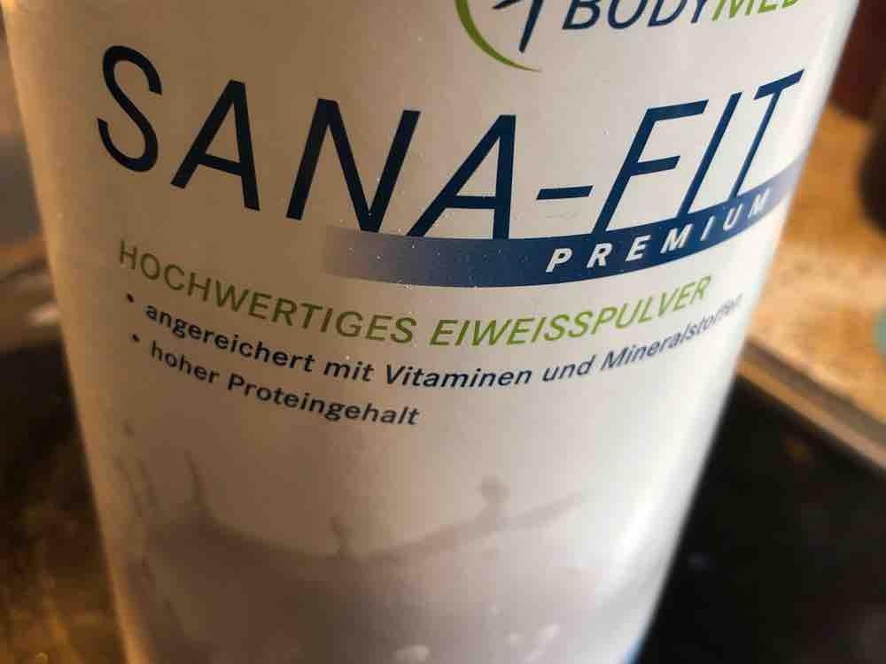 Sana-Fit Premium Eiweißpulver, Natur-Geschmack von 2Tandem | Hochgeladen von: 2Tandem