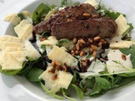 Salat mit Lammfilet   Hochgeladen von: tdoubleu