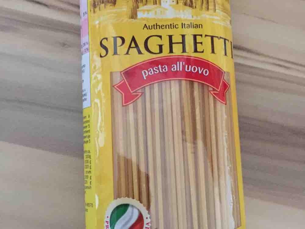 Spaghetti mit Eiern aus Bodenhaltung von smidt398 | Hochgeladen von: smidt398