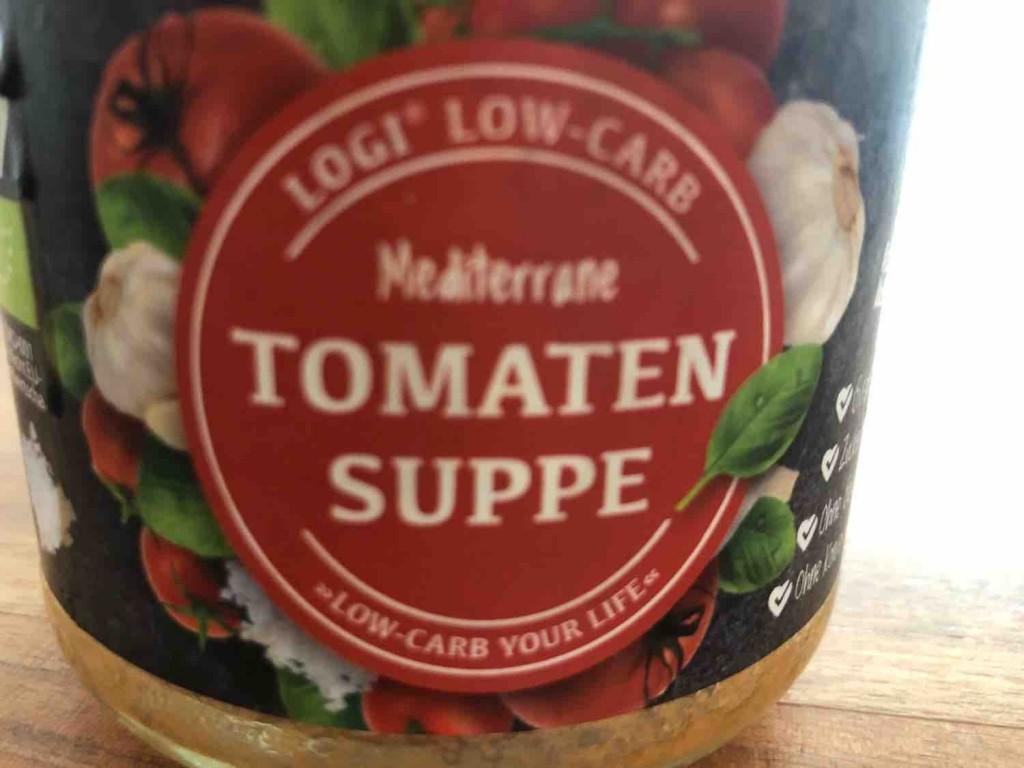 Mediterane Tomatensuppe, Low Carb  for Life von fraugucci | Hochgeladen von: fraugucci