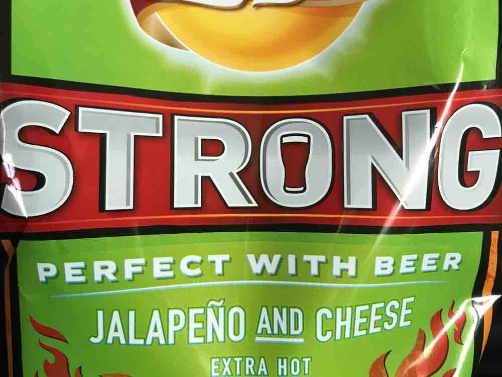 Strong Jalapeno and Cheese von findingbalance   Hochgeladen von: findingbalance