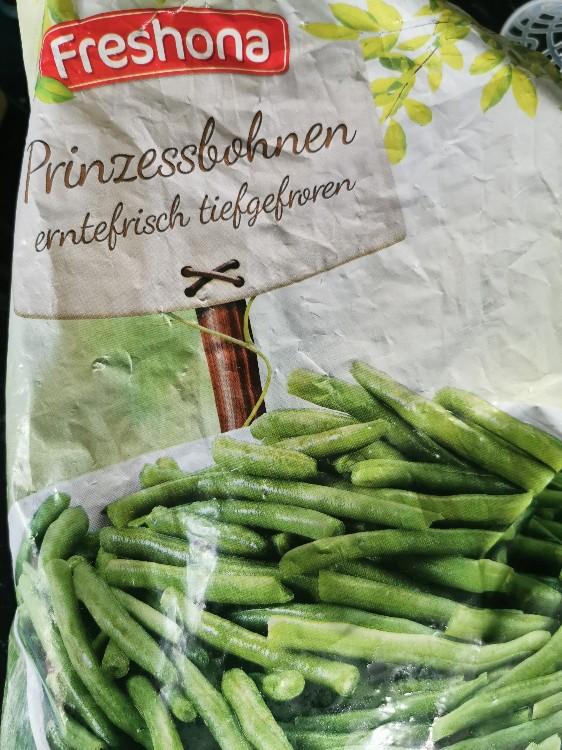 Prinzessbohnen, erntefrisch tiefgefroren von ddirk   Hochgeladen von: ddirk