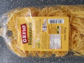 Gefro, Gefro Ballaststoff Spaghetti-Nester | Hochgeladen von: paulalfredwolf593