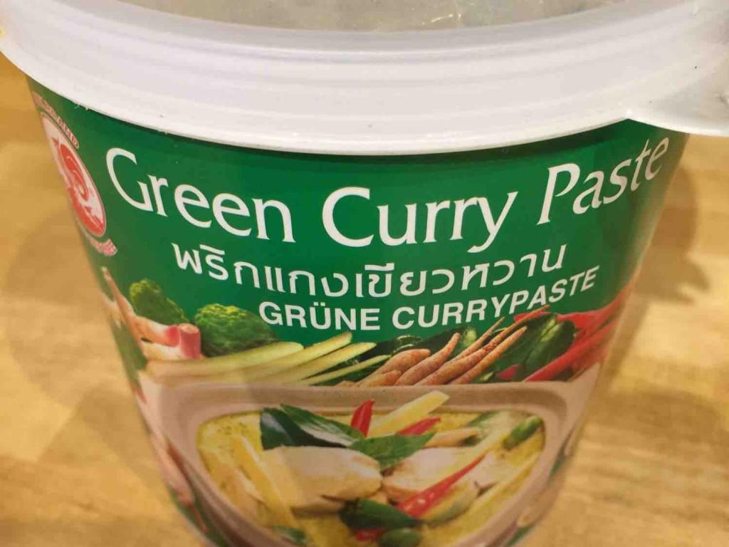 Grüne Currypaste von Flocom | Hochgeladen von: Flocom