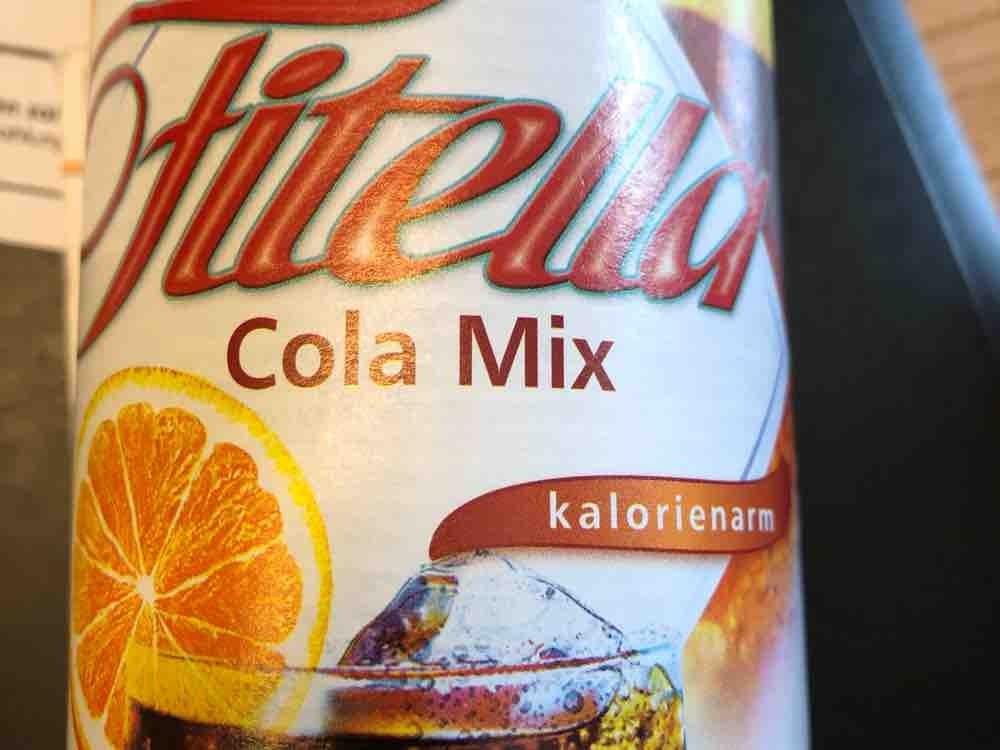 Fitella Cola Mix, kalorienarm von ssiegmund85 | Hochgeladen von: ssiegmund85