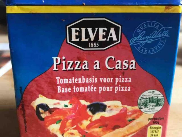 Elvea Pizza Casa, Tomatenbasis fr Pizza von rosielux | Hochgeladen von: rosielux