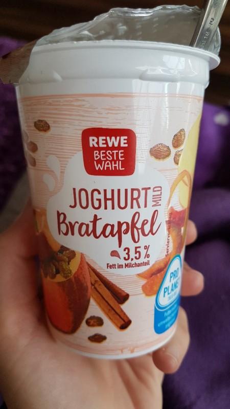 Joghurt mild bratapfel, bratapfel von JenPi | Hochgeladen von: JenPi
