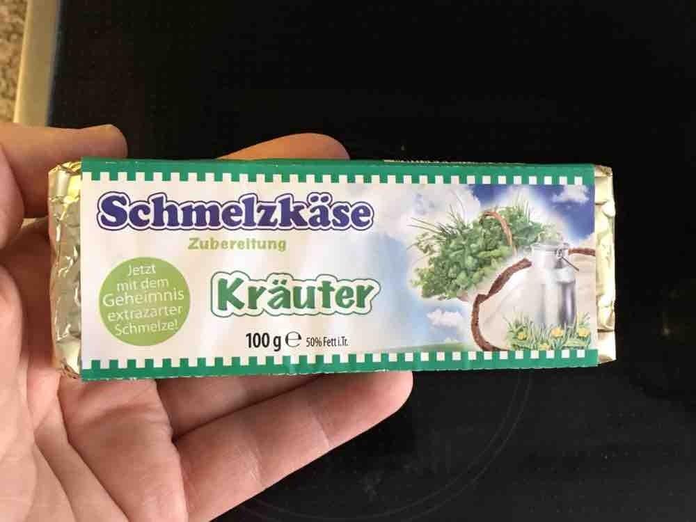 Schmelzkäse Zubereitung, Kräuter von PummelBaer | Hochgeladen von: PummelBaer