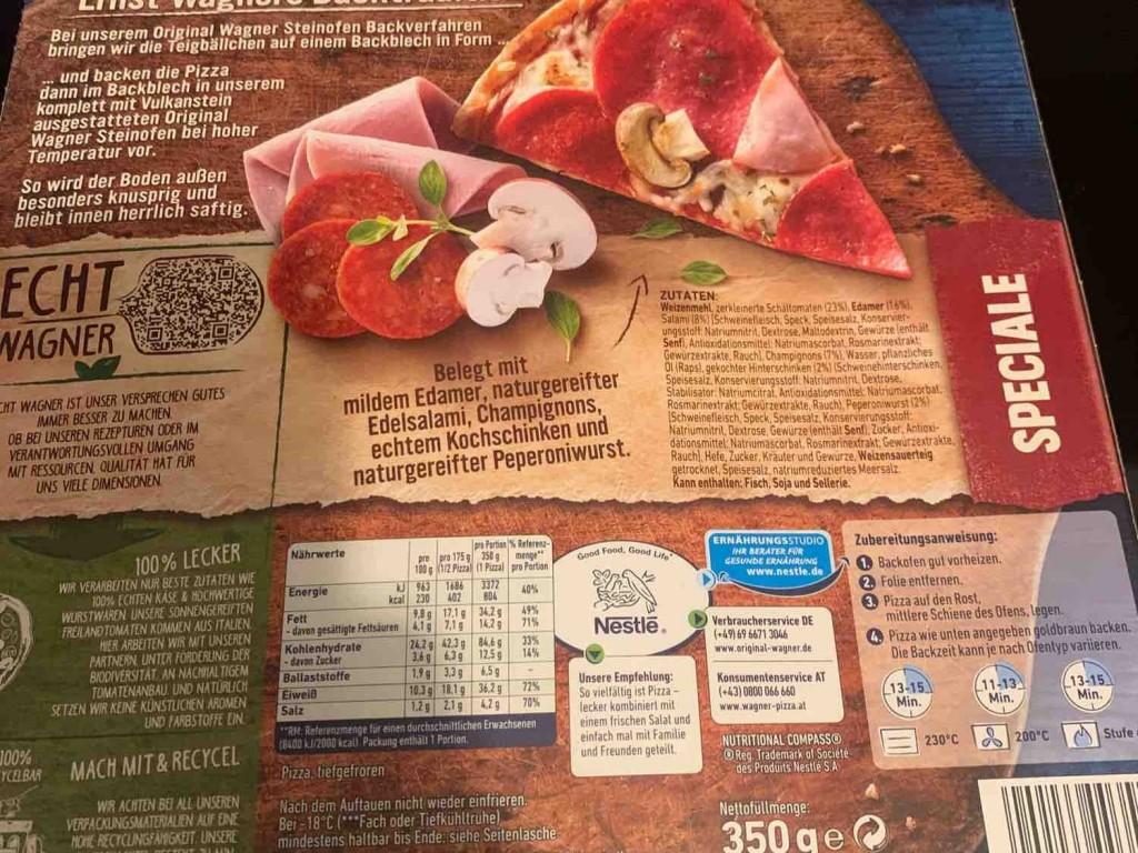 Steinigen Pizza Speciale von BabakHH | Hochgeladen von: BabakHH